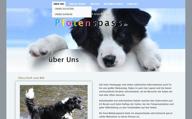 Homepagevorlage-Template-02-01-website