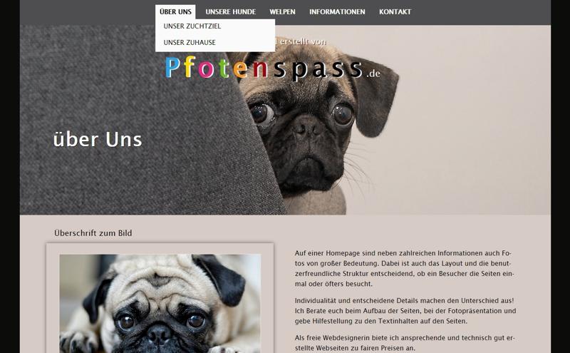 Homepagevorlage-Template-02-04-website