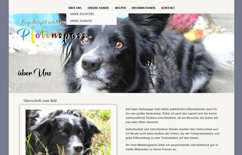 Homepagevorlage-Template-02-31-website