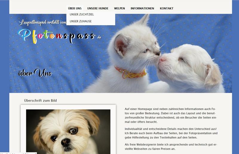 Homepagevorlage-Template-02-33-website