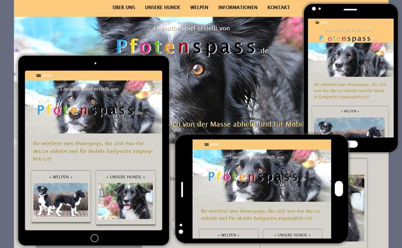 Homepagevorlage-Template-02-mobil