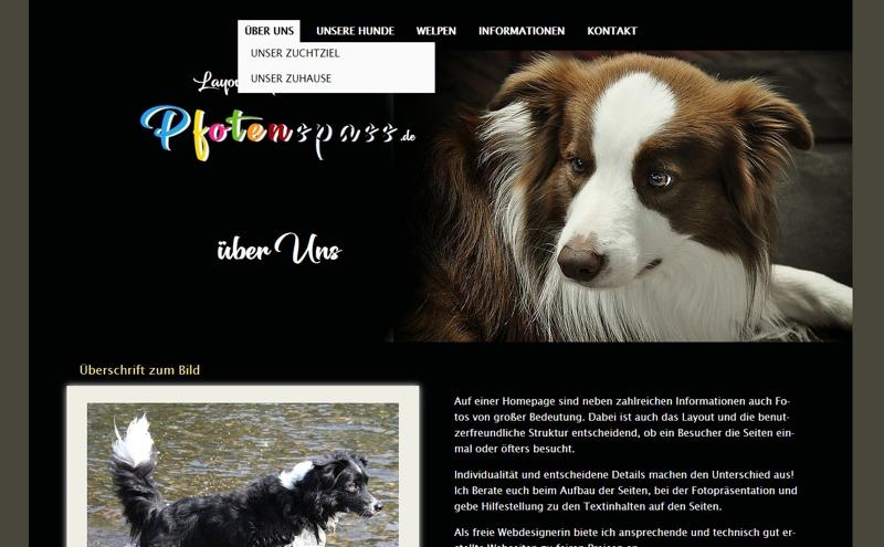 Homepagevorlage-Template-03-12-website