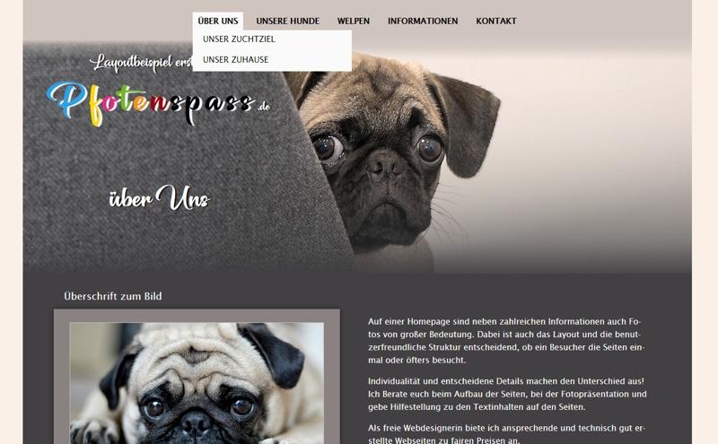 Homepagevorlage-Template-03-14-website