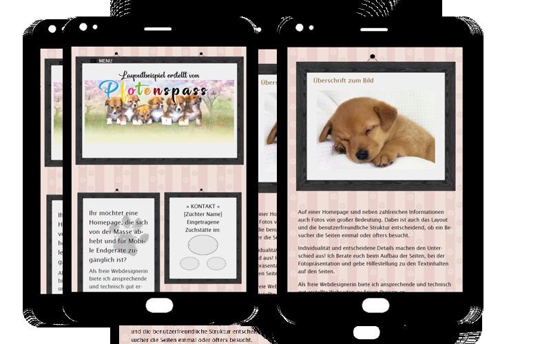 Homepagevorlage-Template-09-04-mobil