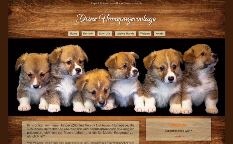 Homepagevorlage-Template07-26